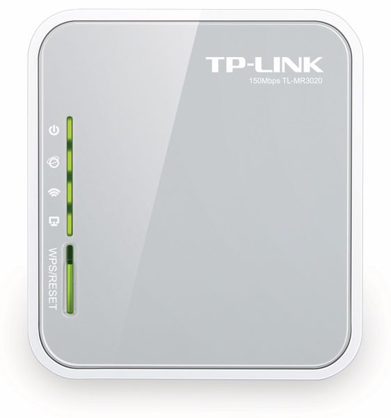 Wireless LAN Router TP-LINK TL-MR3020 - Produktbild 3