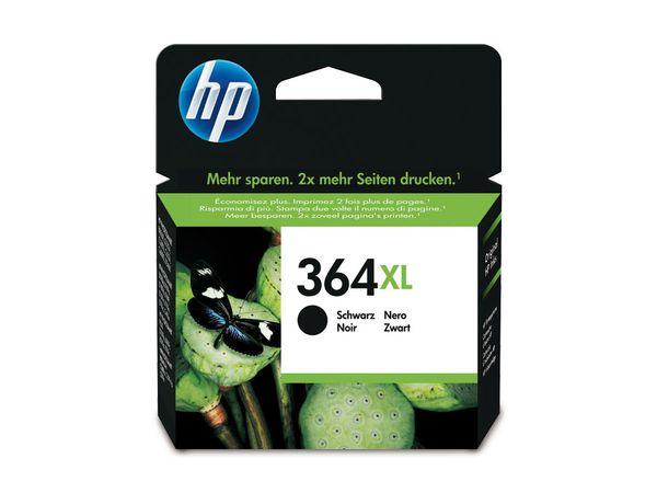Tintenpatrone HP 364XL (CN684EE), schwarz