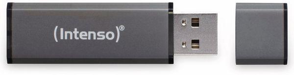 USB 2.0 Speicherstick INTENSO Alu Line, anthrazit, 16 GB - Produktbild 3