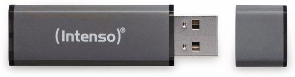 USB 2.0 Speicherstick INTENSO Alu Line, anthrazit, 32 GB - Produktbild 3