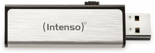 USB 2.0 Speicherstick INTENSO Mobile Line, 16 GB - Produktbild 4