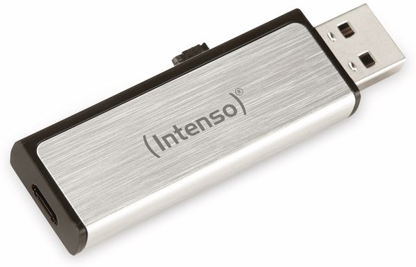 USB 2.0 Speicherstick INTENSO Mobile Line, 16 GB - Produktbild 5