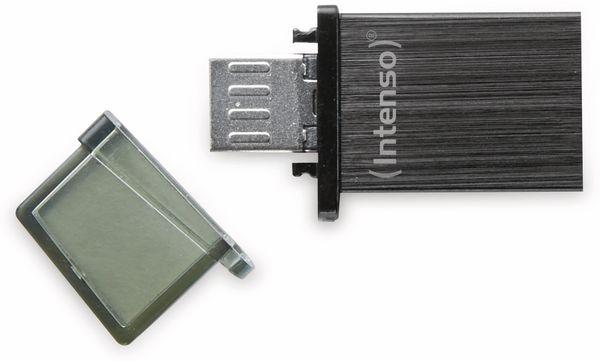 USB 2.0 Speicherstick INTENSO Mini Mobile Line, 8 GB - Produktbild 6