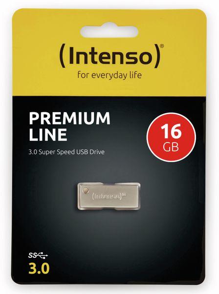 USB 3.0 Speicherstick INTENSO Premium Line, 16 GB - Produktbild 2