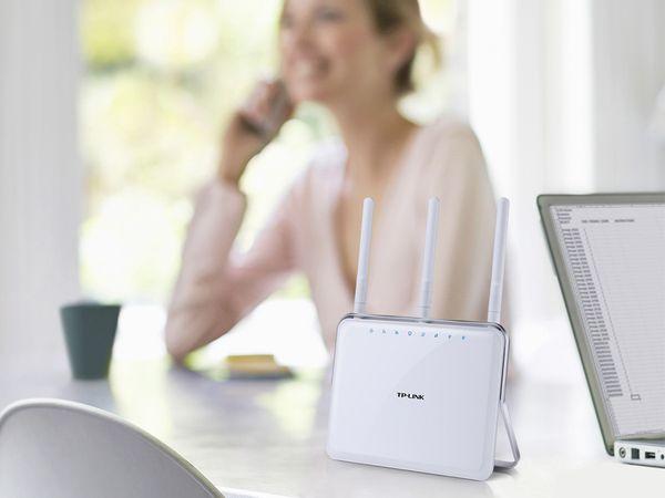Dualband WLAN-Router TP-LINK Archer C9, AC1900 - Produktbild 5