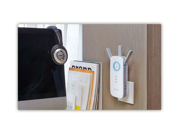 Dualband-WLAN Repeater TP-Link RE450, AC1750 - Produktbild 8