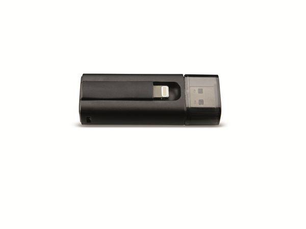 USB 3.0 Speicherstick INTENSO iMobile Line, 32 GB, schwarz