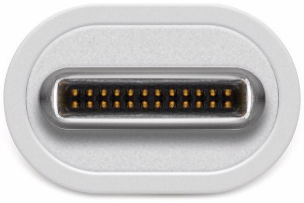 USB 3.1 Typ C Anschlusskabel GOOBAY 67194, C/C, 1,0 m - Produktbild 3