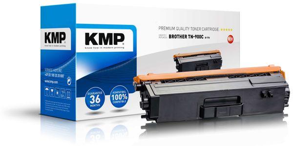 Toner KMP B-T70, kompatibel für TN900C, cyan
