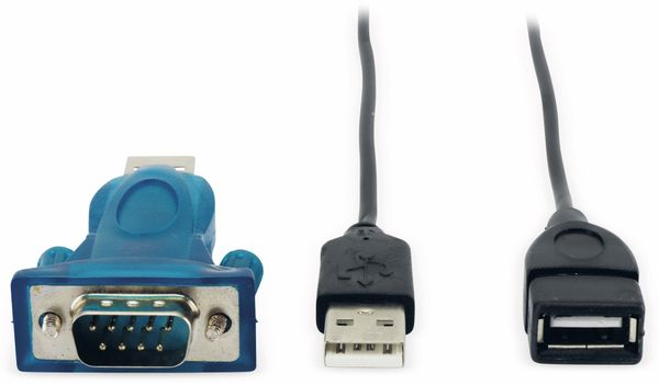 USB-Adapterkabel auf Seriell - Produktbild 3