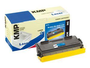 Toner KMP, kompatibel für Brother TN-6600, schwarz