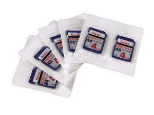 Speicherkarten-Hüllen