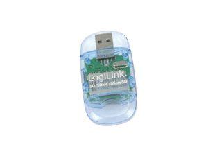 USB 2.0 Cardreader LOGILINK, SD/microSD