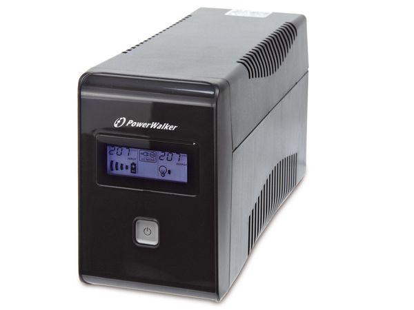 USV mit Display POWERWALKER VI650 LCD
