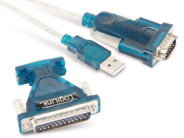 USB2.0-Adapterkabel auf Seriell