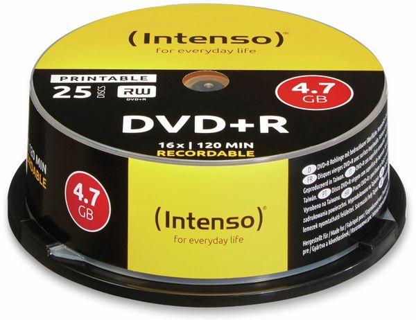 DVD+R Spindel Intenso (bedruckbar)