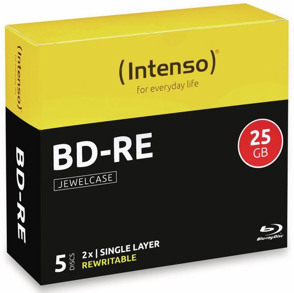 Blu-ray Disc BD-R INTENSO - Produktbild 3