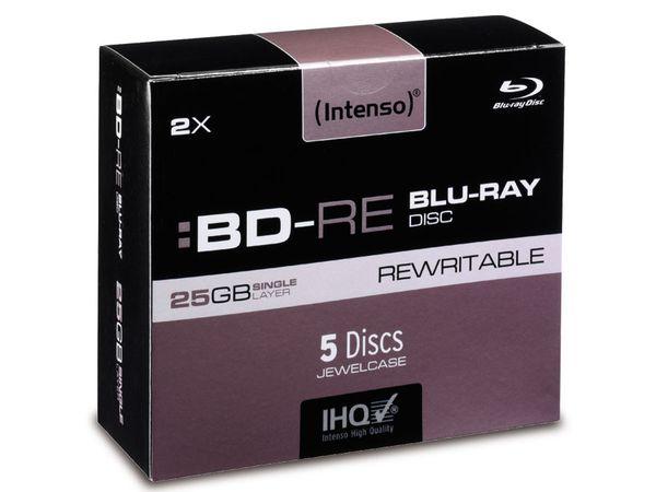 Blu-ray Disc BD-RE Intenso