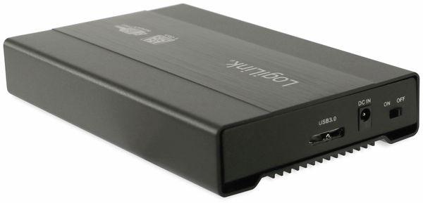 """6,35 cm (2,5"""") Festplatten-Gehäuse, USB 3.0 zu SATA - Produktbild 2"""