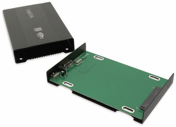 """6,35 cm (2,5"""") Festplatten-Gehäuse, USB 3.0 zu SATA - Produktbild 4"""