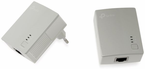 Powerline Adapter-Set TP-LINK TL-PA4010KIT, 600 Mbps - Produktbild 1