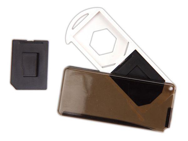Speicherkarten-Box für 2 SD-/microSD-Karten - Produktbild 1