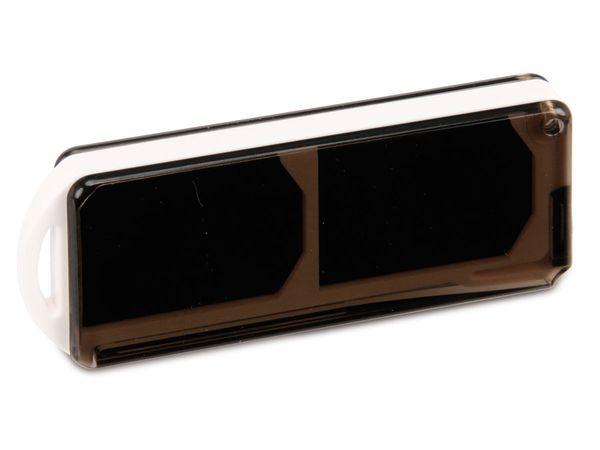 Speicherkarten-Box für 2 SD-/microSD-Karten - Produktbild 2