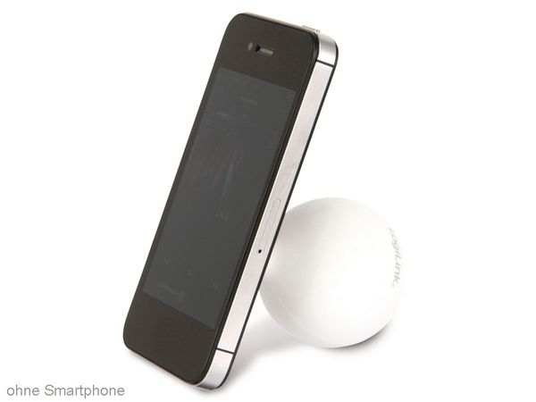 Multimedia-Lautsprecher LOGILINK SP0030 Iceball, weiß - Produktbild 2