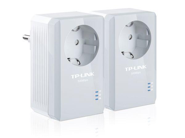 Powerline Adapter-Set TP-LINK TL-PA4010PKIT, 500 Mbps - Produktbild 2