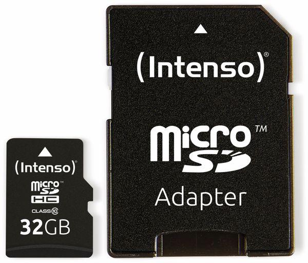 MicroSDHC Card INTENSO 3413480, 32 GB - Produktbild 3