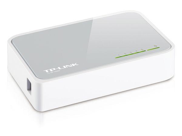 Netzwerk-Switch TP-LINK TL-SF1005D, 5-Port - Produktbild 3