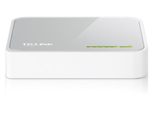 Netzwerk-Switch TP-LINK TL-SF1005D, 5-Port - Produktbild 4