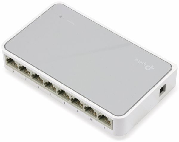 Netzwerk-Switch TP-LINK TL-SF1008D, 8-Port