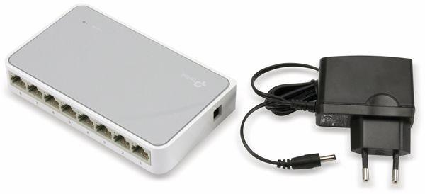 Netzwerk-Switch TP-LINK TL-SF1008D, 8-Port - Produktbild 3