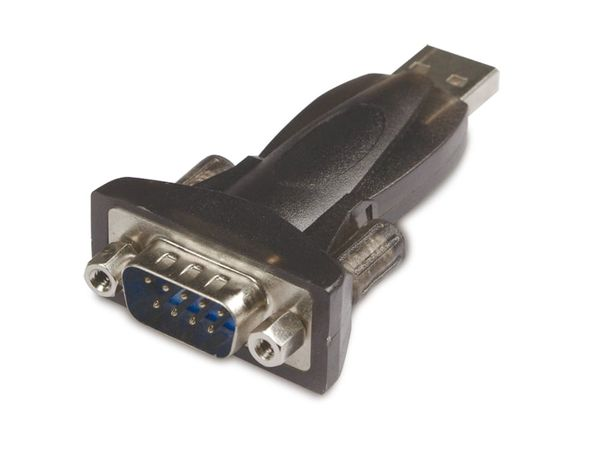 USB 2.0/RS232 Adapter