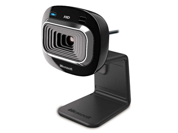 USB-HD Webcam MICROSOFT LifeCam HD-3000