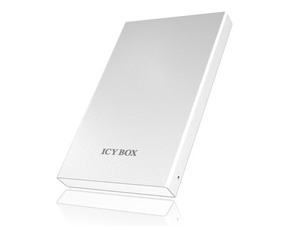 "6,35 cm (2,5"") Festplatten-Gehäuse, USB 3.0 ICYBOX IB-253U3 - Produktbild 1"