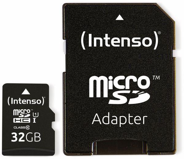 MicroSDHC Card INTENSO 3423480, UHS-I, 32 GB - Produktbild 3