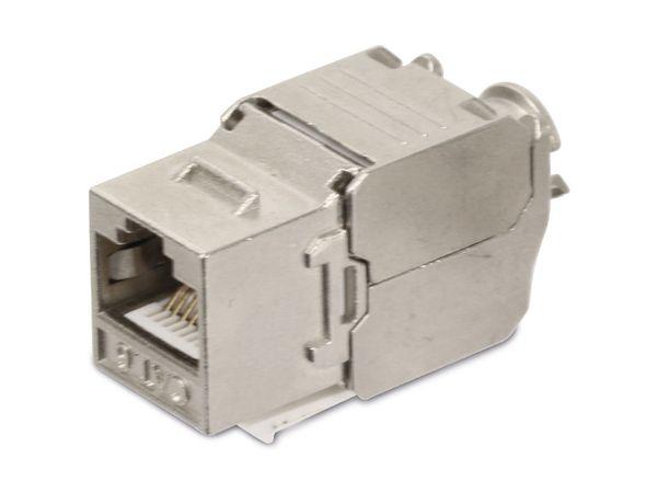 Einbau-Modul Red4Power KM-C6G, CAT.6, Metall