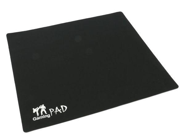 Gaming-Mauspad GEMBIRD MP-GAME01, schwarz
