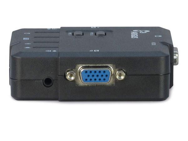 KVM Switch KVM CS-21UA, 2-port - Produktbild 4