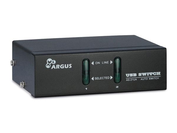 KVM Switch KVM-AS-21UA, 2-port