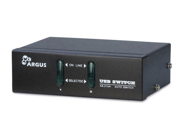 KVM Switch KVM-AS-21UA, 2-port - Produktbild 3