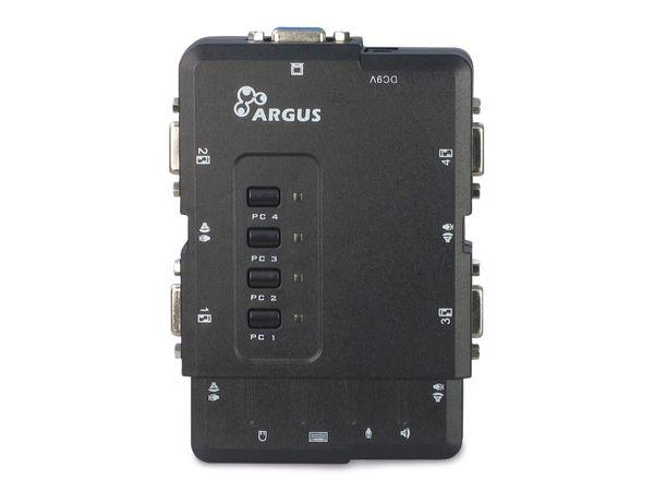 KVM Switch KVM-CS-41UA, 4-port - Produktbild 6