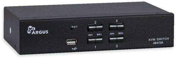 KVM Switch KVM-AS-41UA, 4-port