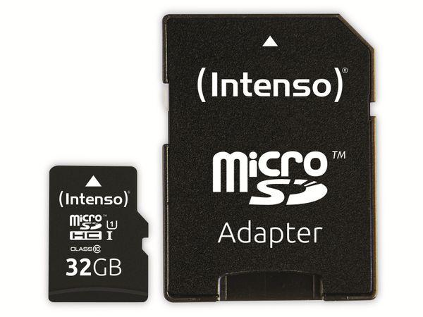 microSDHC Card INTENSO 3433480, 32 GB - Produktbild 3