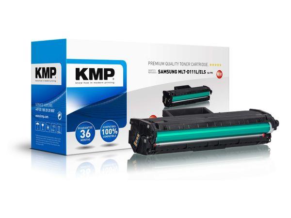 Toner KMP, kompatibel für Samsung MLT-D111L/ELS, schwarz