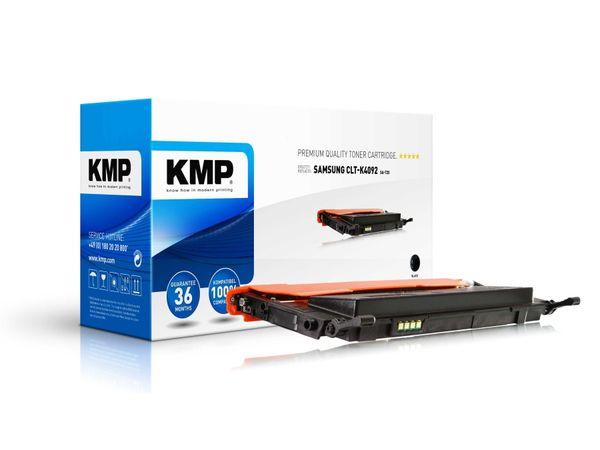 Toner KMP, kompatibel für Samsung CLT-K4092, schwarz