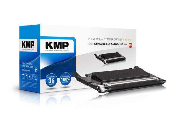 Toner KMP, kompatibel für Samsung CLT-K4072S/ELS, schwarz