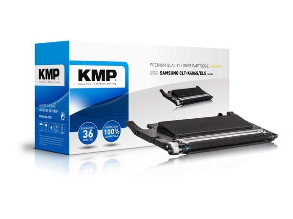 Toner KMP, kompatibel für CLT-K406S/ELS, schwarz